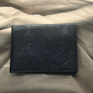 Coach Small Card Holder